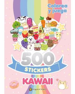 500 STICKERS KAWAII