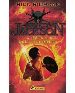 BATALLA DEL LABERINTO, LA PERCY JACKSON Y LOS DIOSES DEL OLIMPO 4