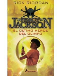 ULTIMO HEROE DEL OLIMPO, EL PERCY JACKSON Y LOS DIOSES DEL OLIMPO 5