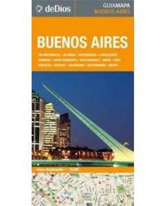 BUENOS AIRES. GUIA MAPA