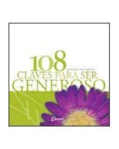 108 CLAVES PARA SER GENEROSO