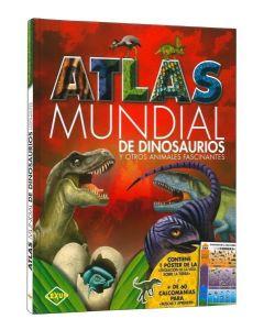 ATLAS MUNDIAL DE LOS DINOSAURIOS