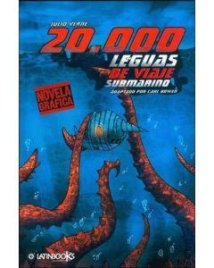 20.000 LEGUAS DE VIAJE SUBMARINO NOVELA GRAFICA